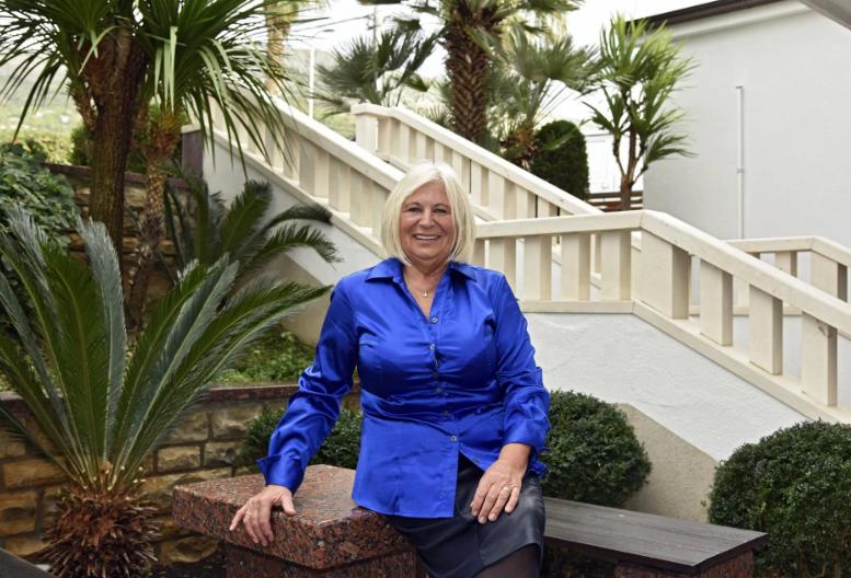 Srčana Imoćanka uspješna je poslovna žena, vlasnica hotela kraj Splita: ima punih 68 godina, 'leta' kao na mlazni pogon i kaže da je tek sad u punom naponu