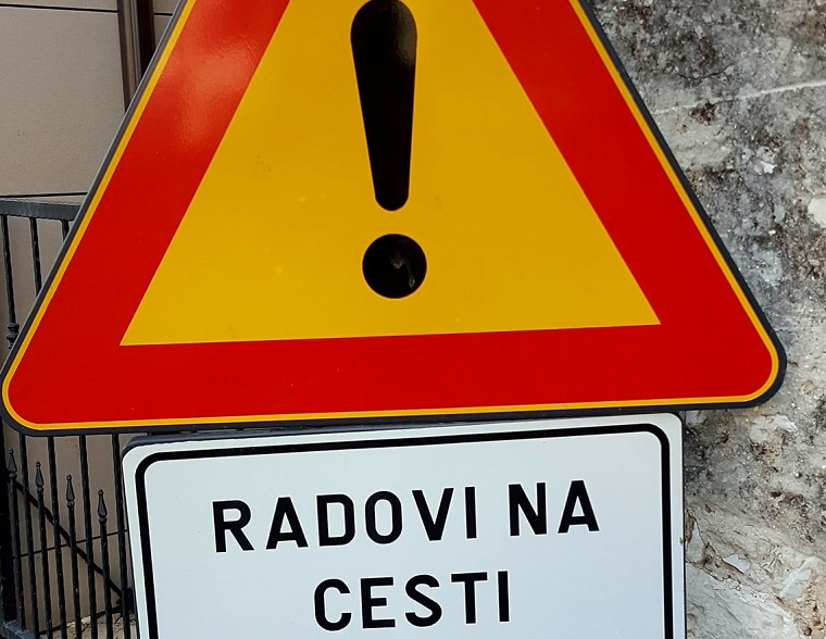Priprema za drugu fazu prometnice Kljenovac-Lokvičići