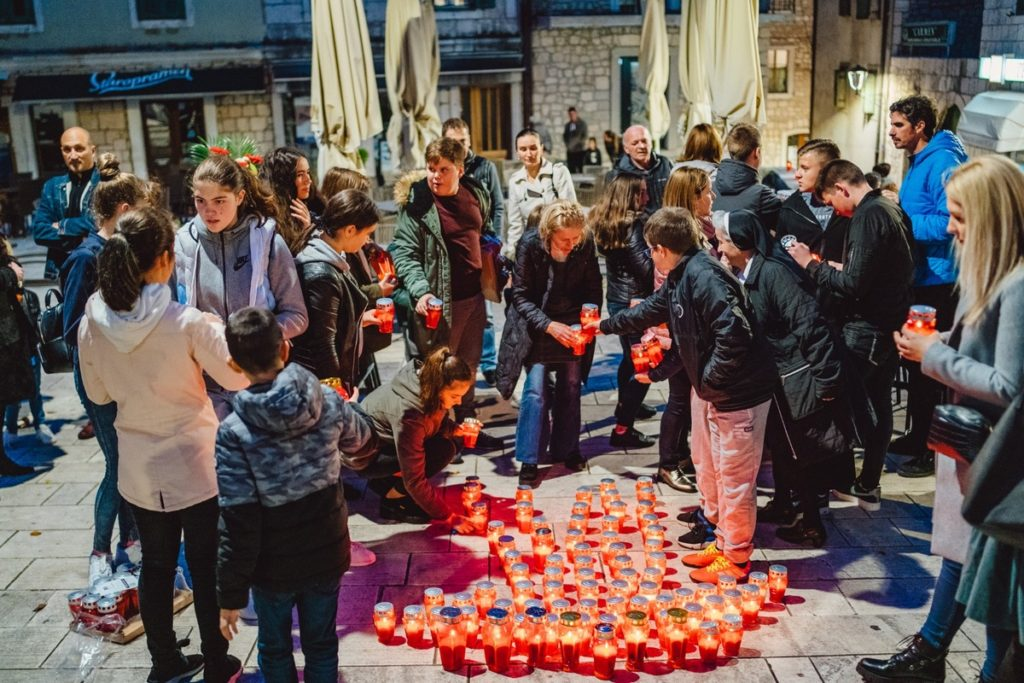 Imoćani odali počast vukovarskim žrtvama