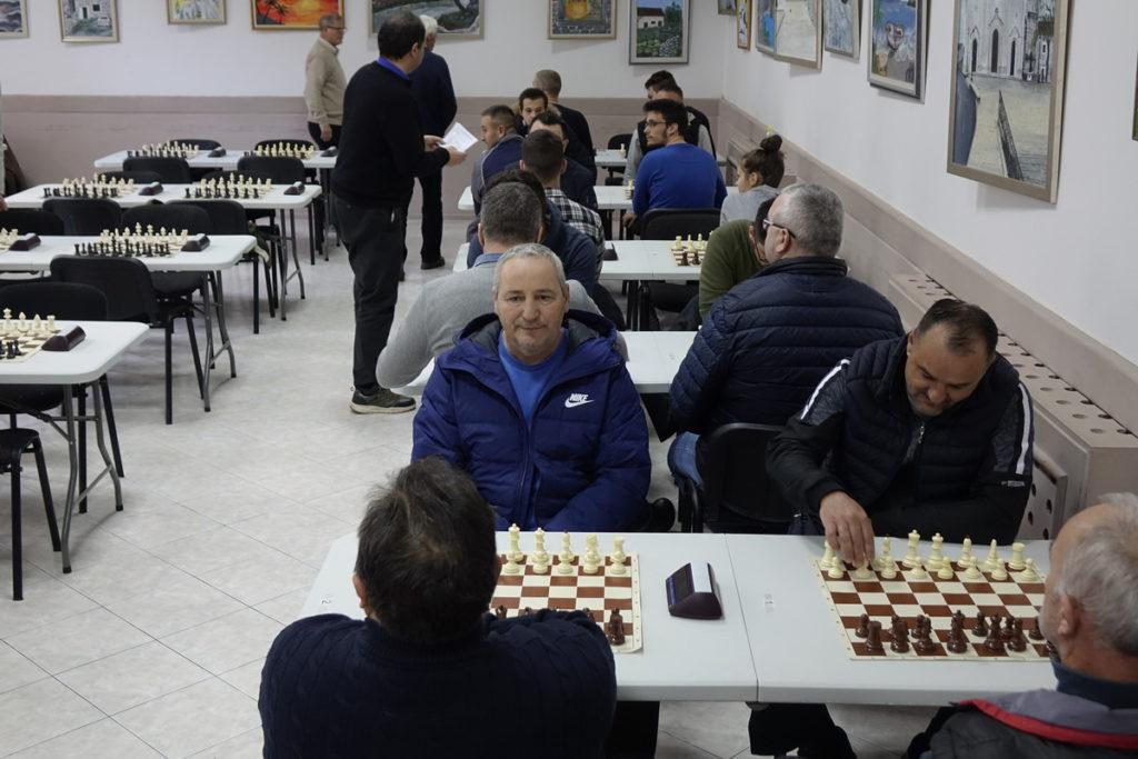Prvo šahovsko amatersko prvenstvo Imotskog
