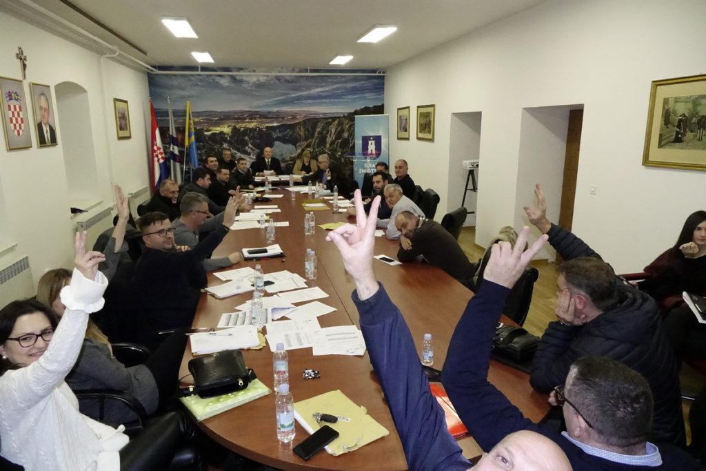 Usvojen proračun Grada Imotskog