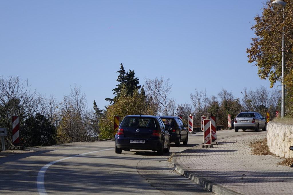 Obnova prometnice prema Crvenom jezeru