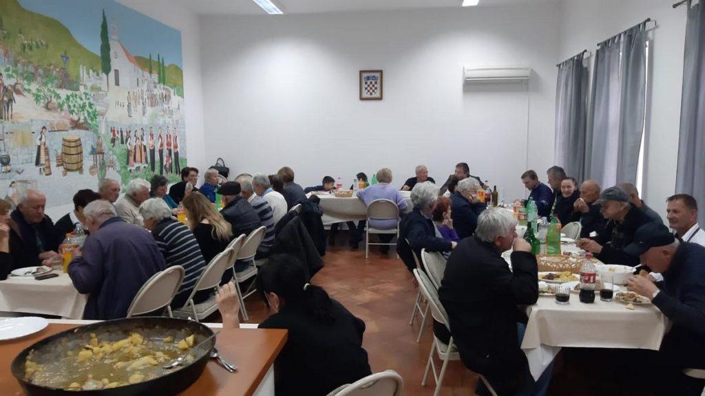 Tradicionalni susret starih Slivanjaca