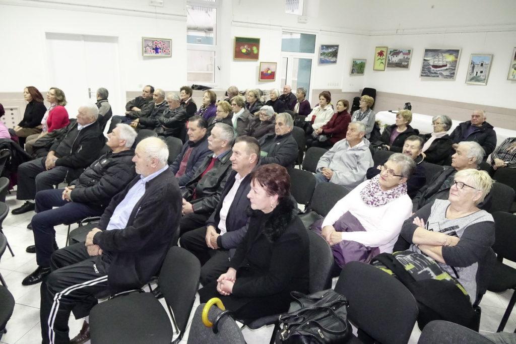 Izvještajno-izborna skupština imotskih umirovljenika