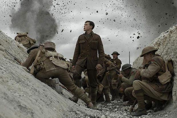 """Napeta ratna drama """"1917"""" u Gradskom kinu Imotski"""
