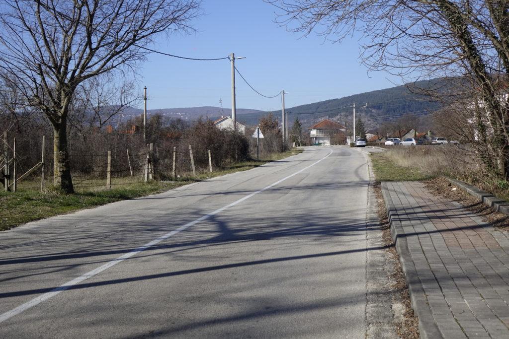 Pripreme za rekonstrukciju prometnice Glavina Donja-Proložac