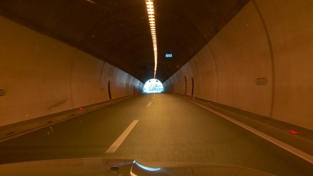Savjeti za vožnju u tunelu