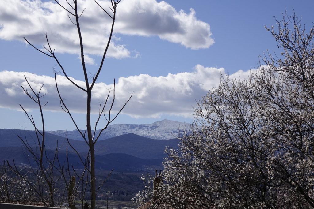 Ponovno snijeg na Biokovu