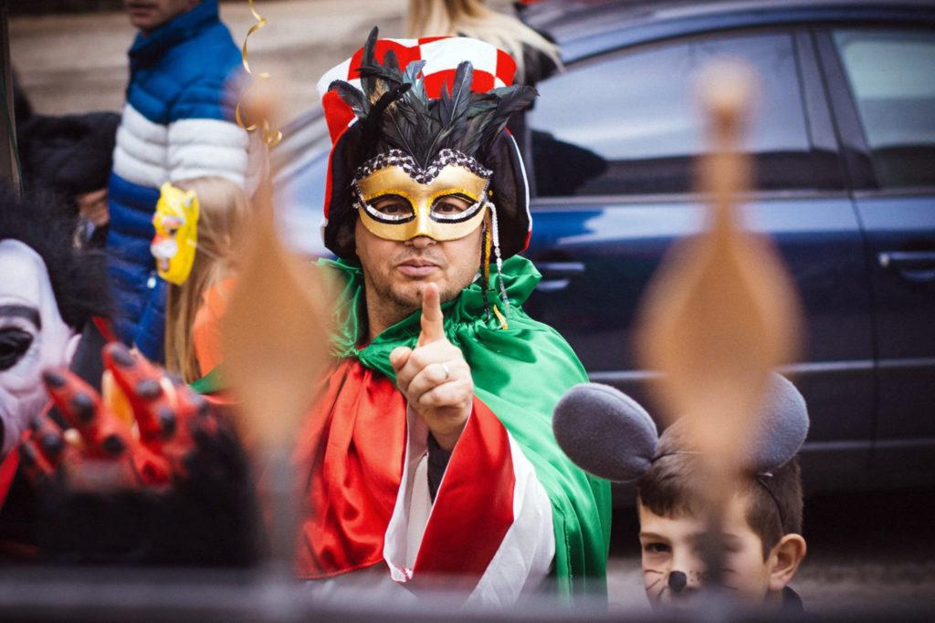 """Uoči prvog dječjeg maskenbala razgovarali smo s predsjednikom """"Bakovih svečanosti"""" Milivojem Đukom"""