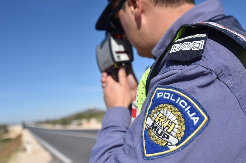Najava pojačanog nadzora cestovnog prometa za vikend