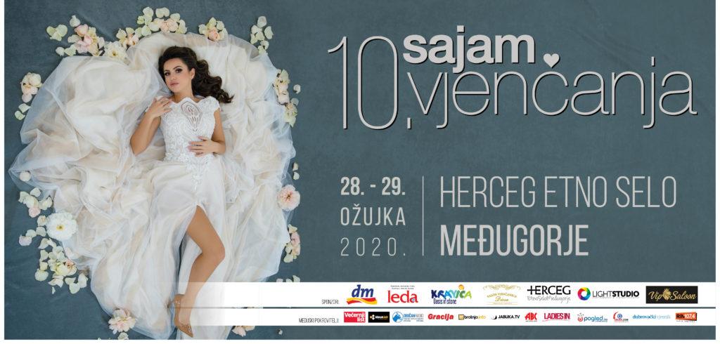 Slavimo 10 godina Sajma vjenčanja u Hercegovini