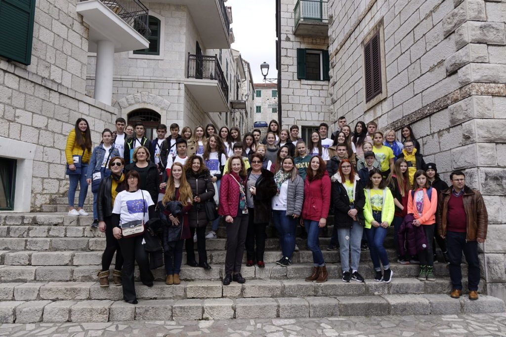 Učenici iz četiri europske zemlje u imotskoj gimnaziji