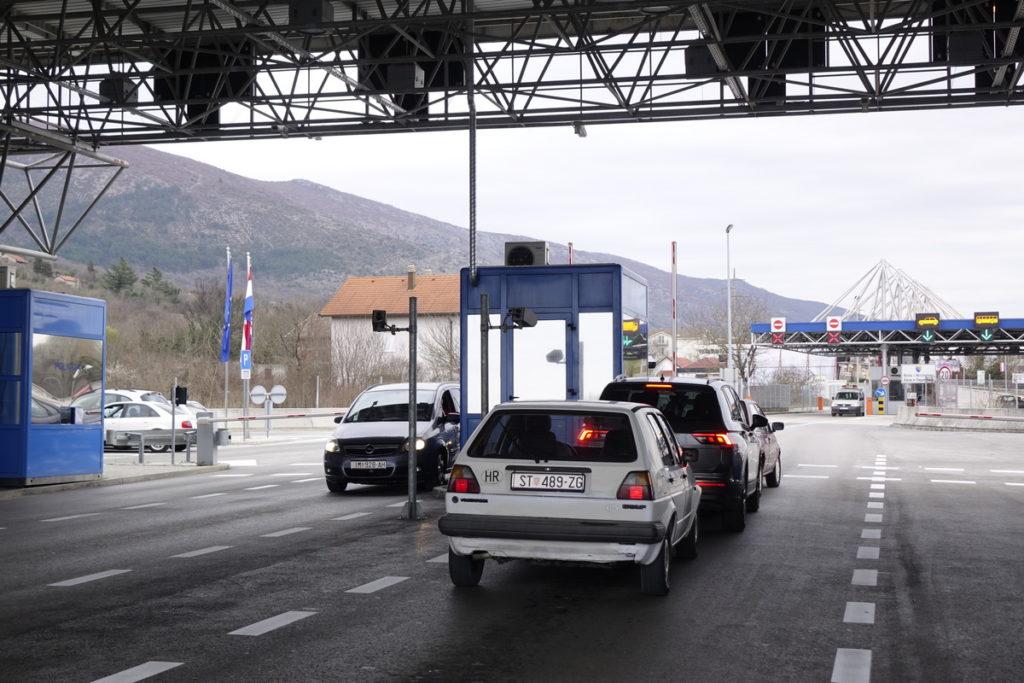 Granice s BiH danas u potpunosti otvorene
