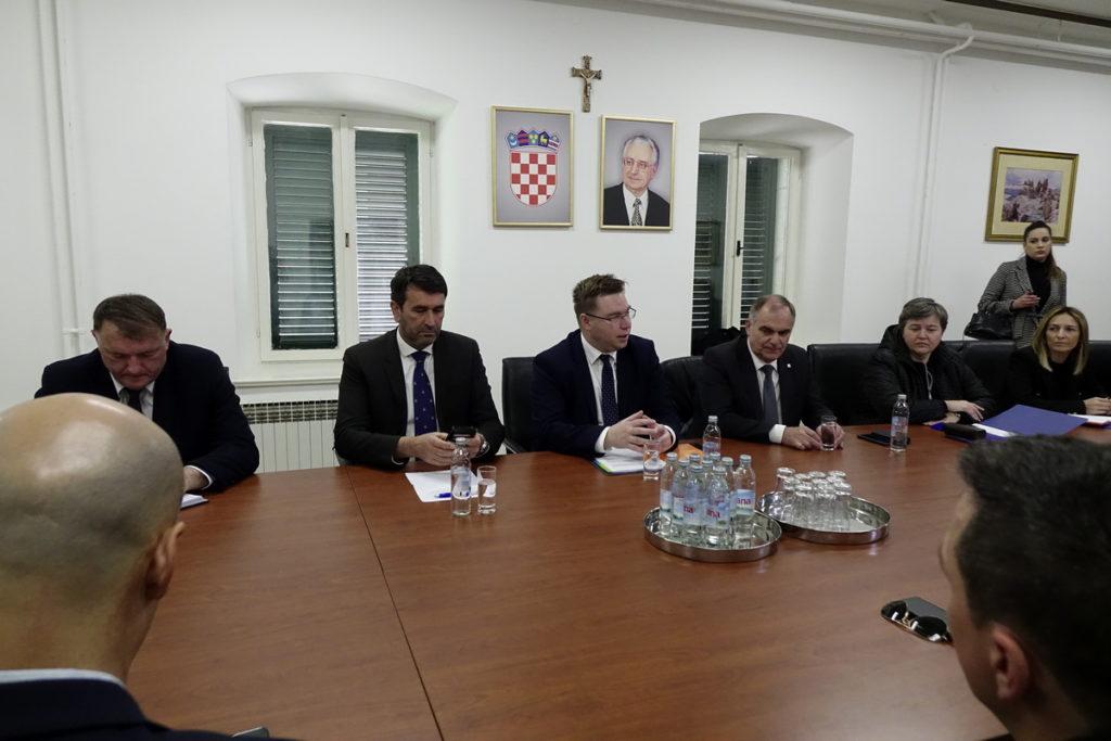 Ministar Pavić posjetio Imotski