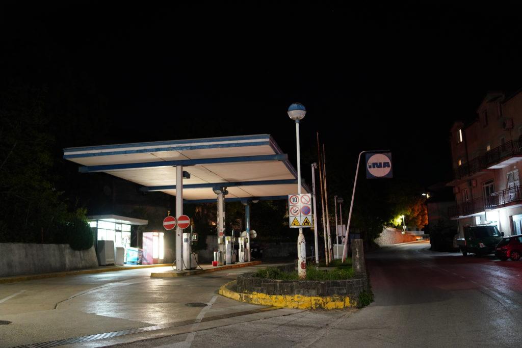 Stara benzinska postaja Imotski: Pokušaj teške krađe, osumnjičeni uhićen