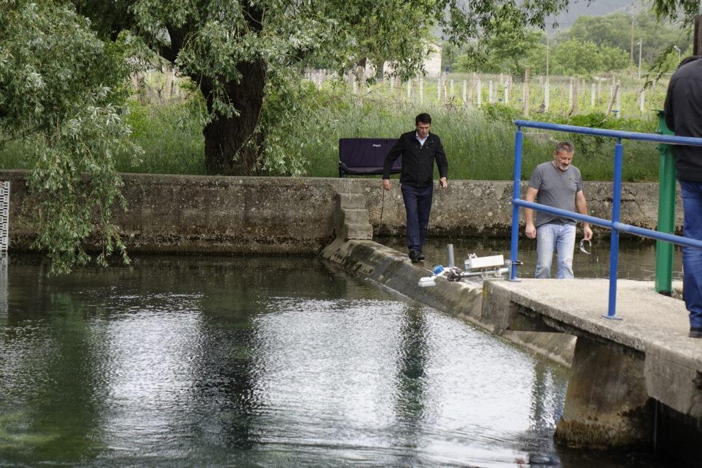 Hitna sanacija oštećene kanalizacijske mreže