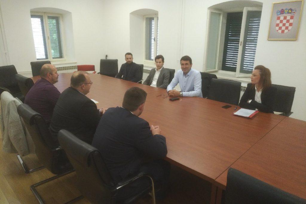 Delegacija Općine Svetvinčenat boravila u Imotskom