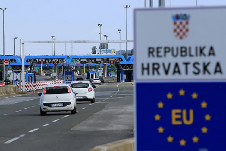 Službeno potvrđeno: Produljuje se zabrana prelaska preko graničnih prijelaza RH