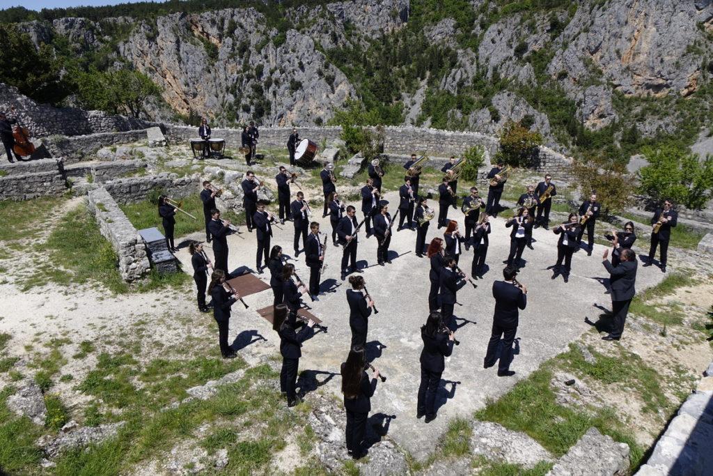 HPO Gradska glazba Imotski gostuje u Zadru