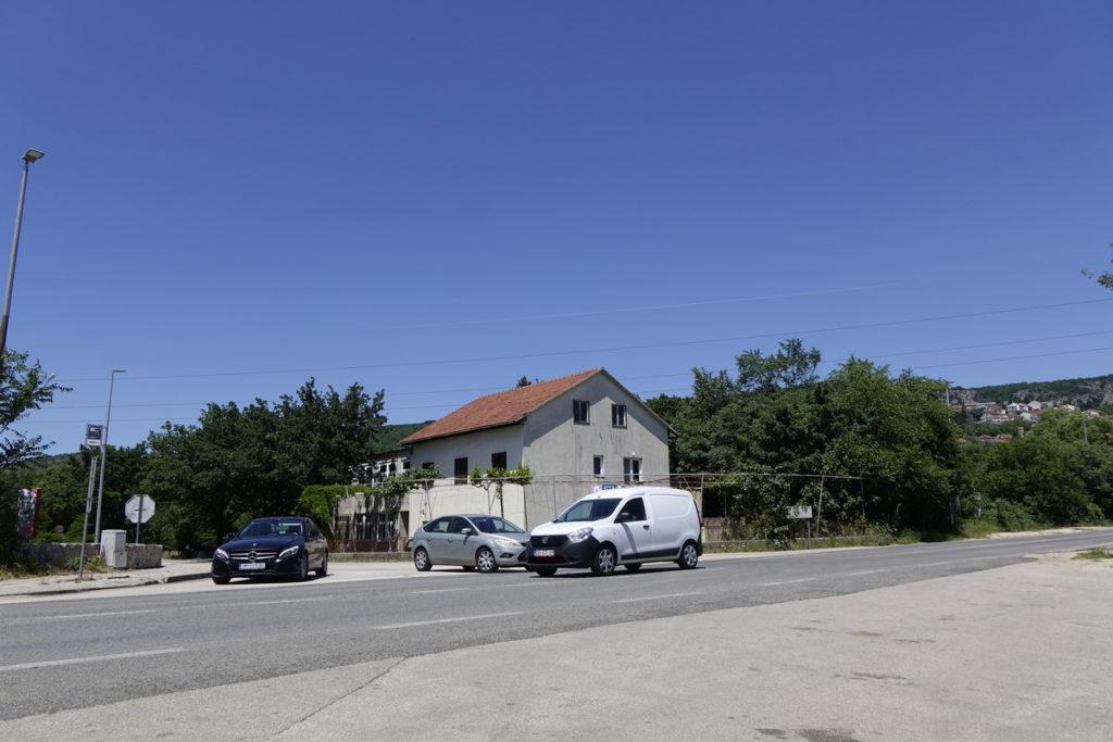 Pojačan oprez na raskrižju kod Vukadinovića