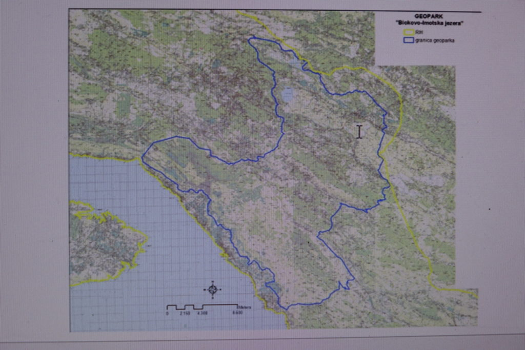 """""""Geopark Biokovo – Imotska jezera"""" uputilo pismo namjere Ministarstvu zaštite okoliša i energetike"""