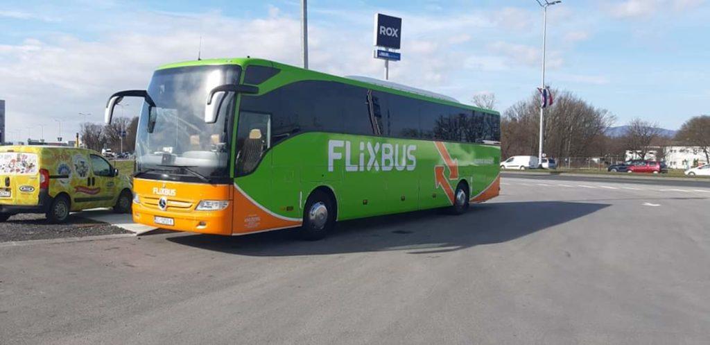 FlixBus kreće s prometovanjem prema Zagrebu