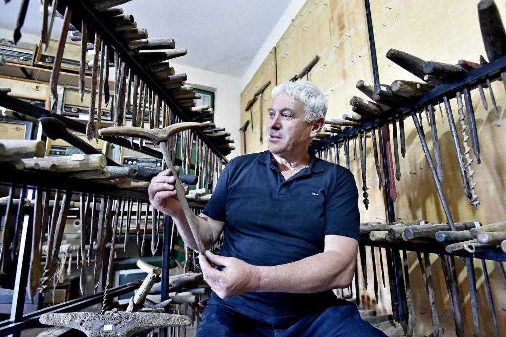 Imoćanin u 'Guinnessu': Koje svrdlo najbolje dere, to je svrdlo Mustapića Pere, pjevalo se rekorderu