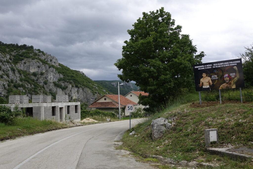 Ričice – selo olimpijskih pobjednika