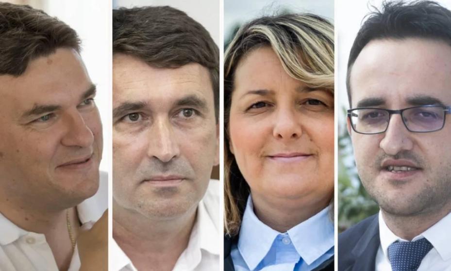 Tko su zamjene za dalmatinske HDZ-ovce na Markovu trgu: umjesto Beroša, Bobana, Opare i Mihanovića, u Sabor idu Brkan, Budalić, Baričević i Bačić