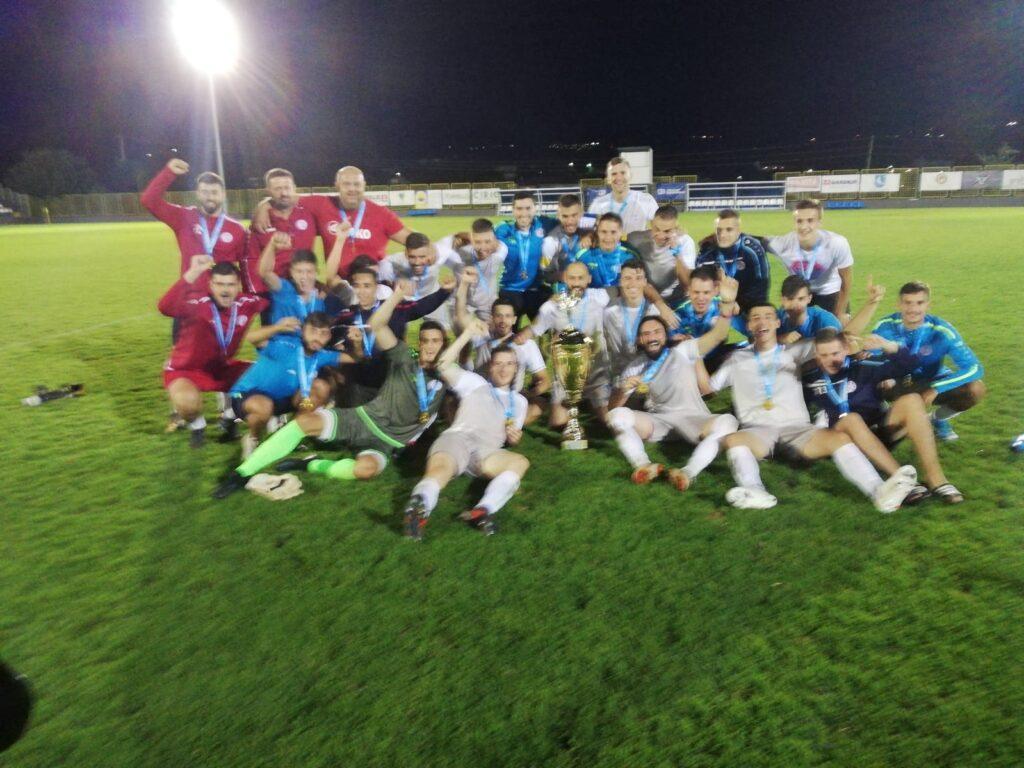NK Croatia se plasirala u završnicu Kupa Hrvatske