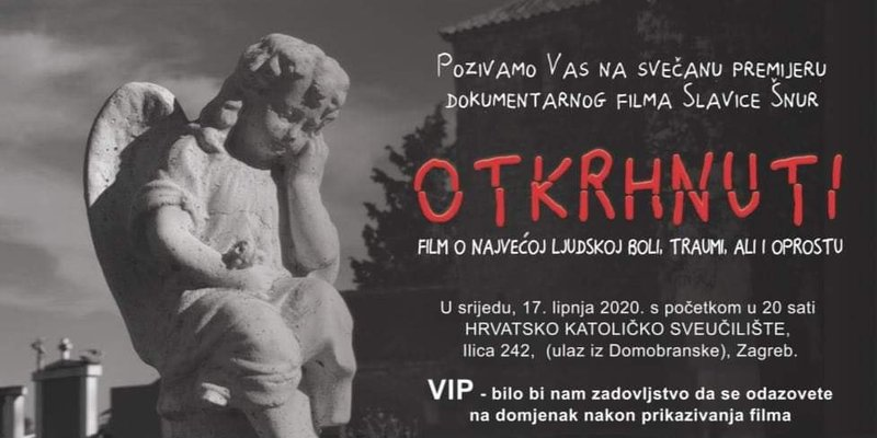"""Film """"Otkrhnuti"""" danas u Poljicima"""