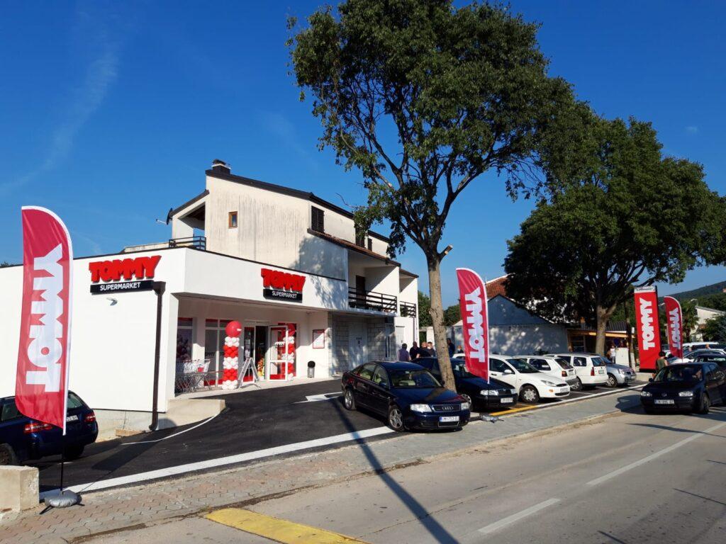 Otvoren novi supermarket Tommy u Prološcu