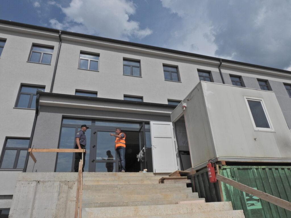 Nova postaja granične policije Imotski: odobrena i treća faza izgradnje