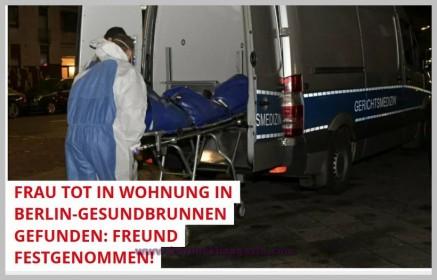 Ubijena Hrvatica u Berlinu, podrijetlom iz Imotskog
