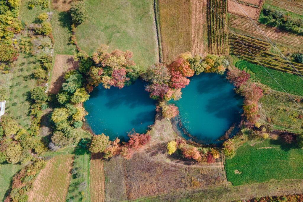 Jesen kod Dva oka i Prološkog blata