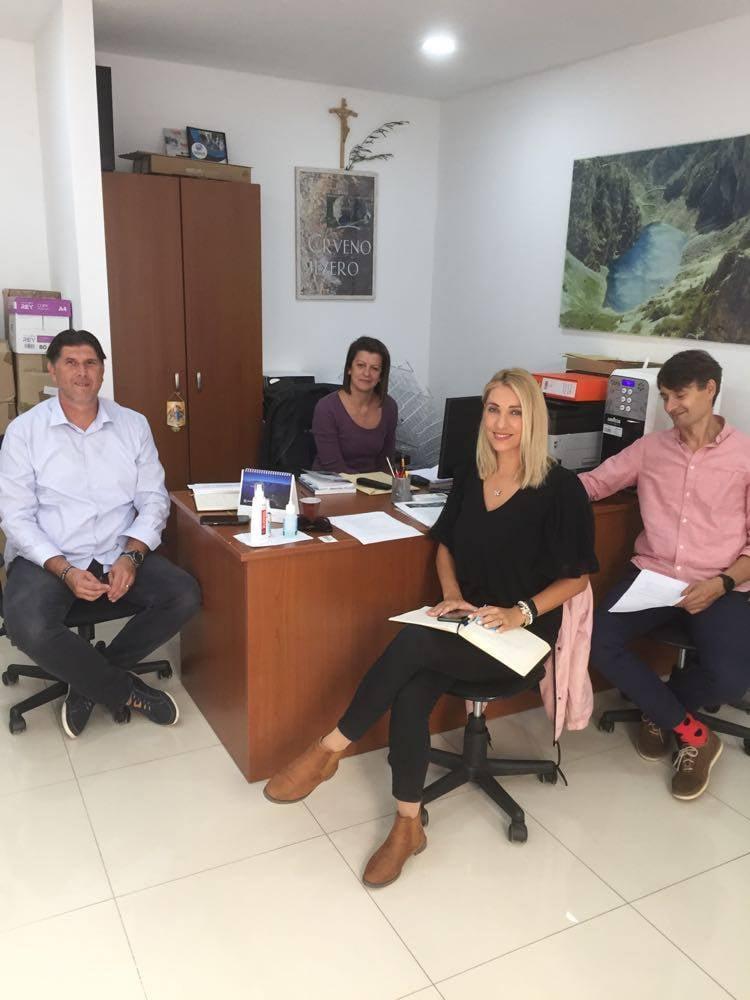 Priprema elaborata za Geopark Biokovo – Imotska jezera