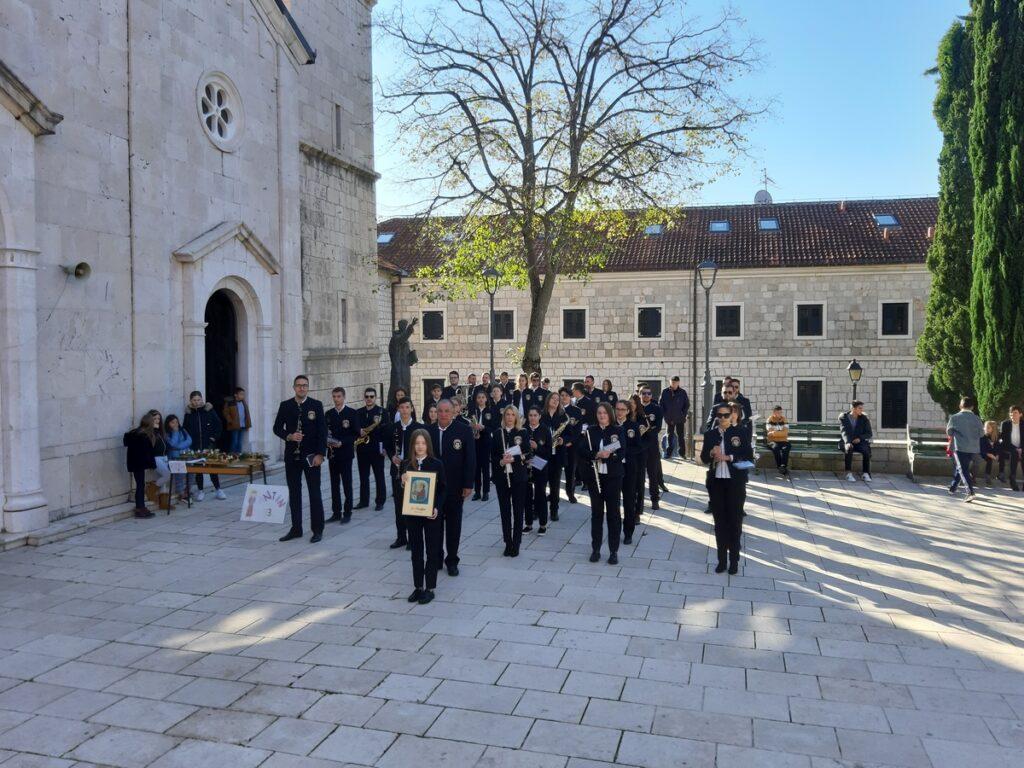 Glazbari obilježili blagdan sv. Cecilije