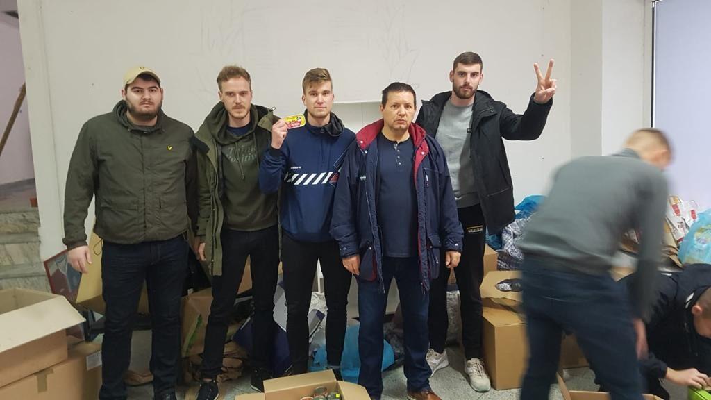 DPH Imotski priključio se humanitarnoj pomoći za Petrinju
