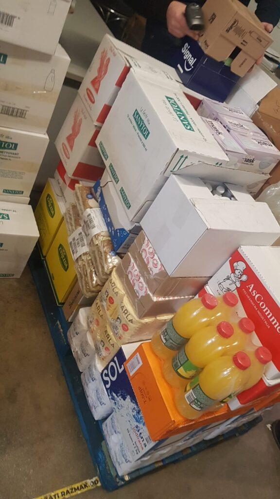 Rotary klub Imotski uputio pomoć za pogođena područja