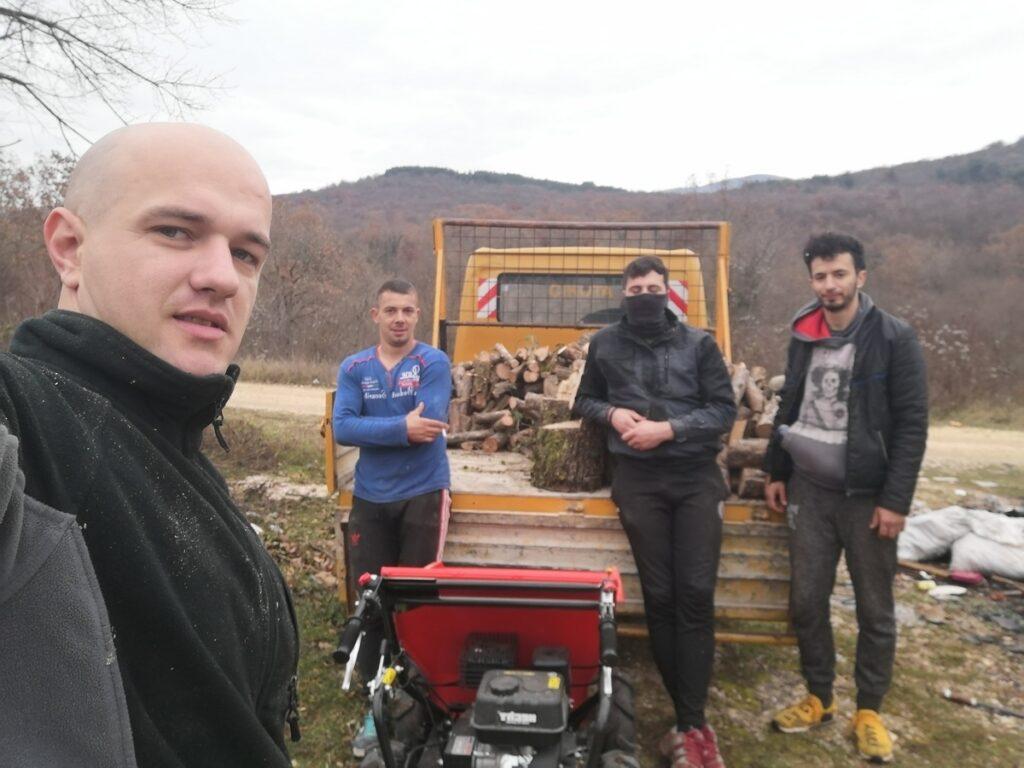 Lijepa gesta četvorice mladih Poljičana