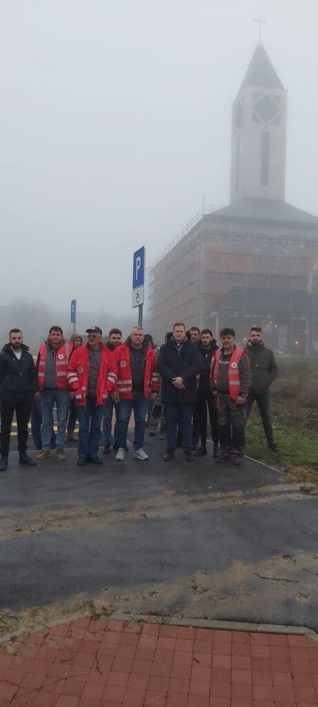VIDEO: Imotska donacija stigla u Petrinju