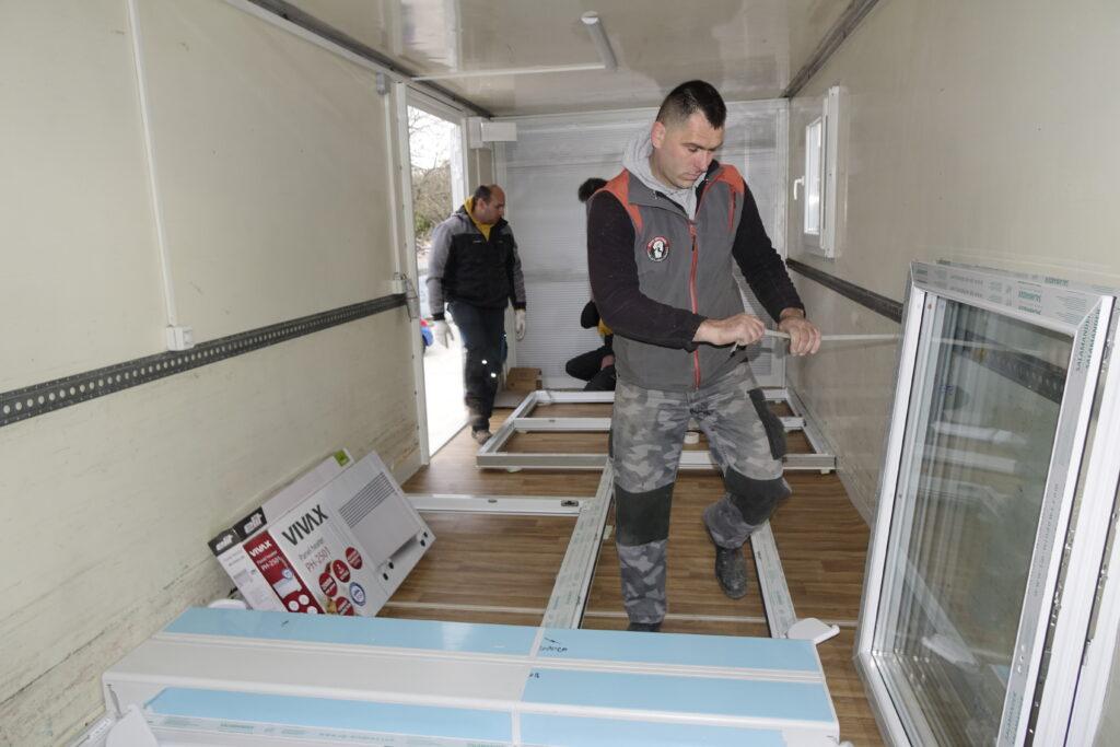 Imotski: Petrinji i Glini i dalje odlazi pomoć