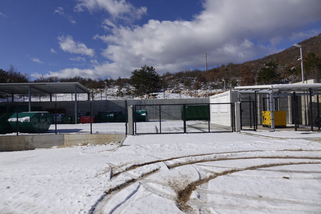 Prvo reciklažno dvorište u Imotskoj krajini
