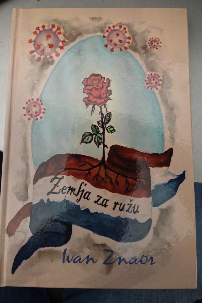 Prva zbirka pjesama Ivana Znaora