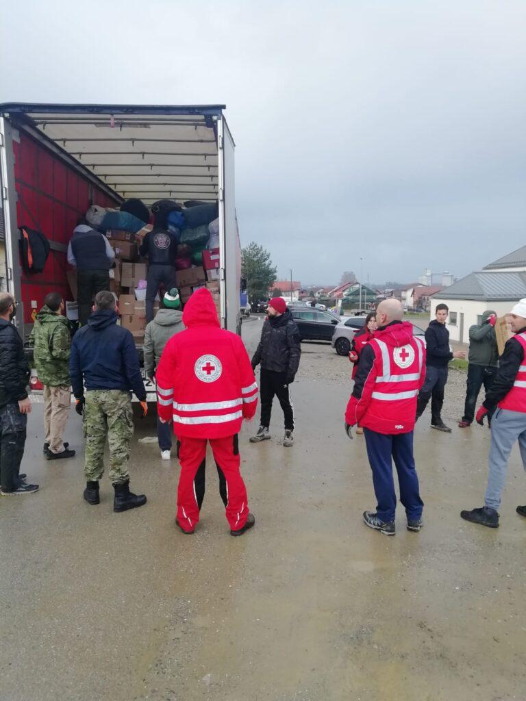 Crveni križ Imotski: važne upute za donaciju stradalom području