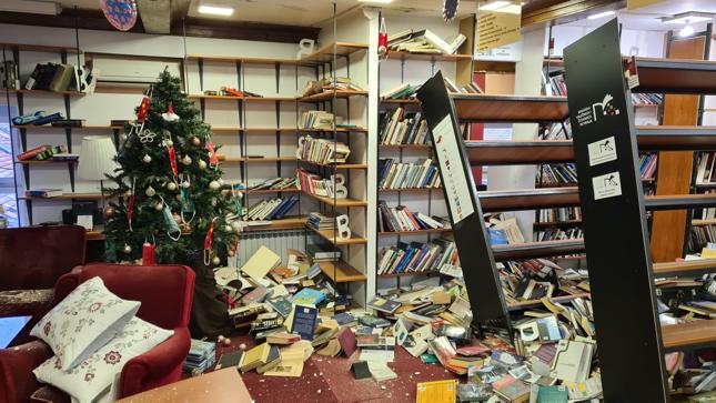Apel za pomoć pri nabavci kontejnera za potrebe Knjižnice u Petrinji