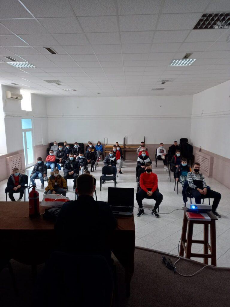Započeo program osposobljavanja vatrogasne mladeži DVD Imotski