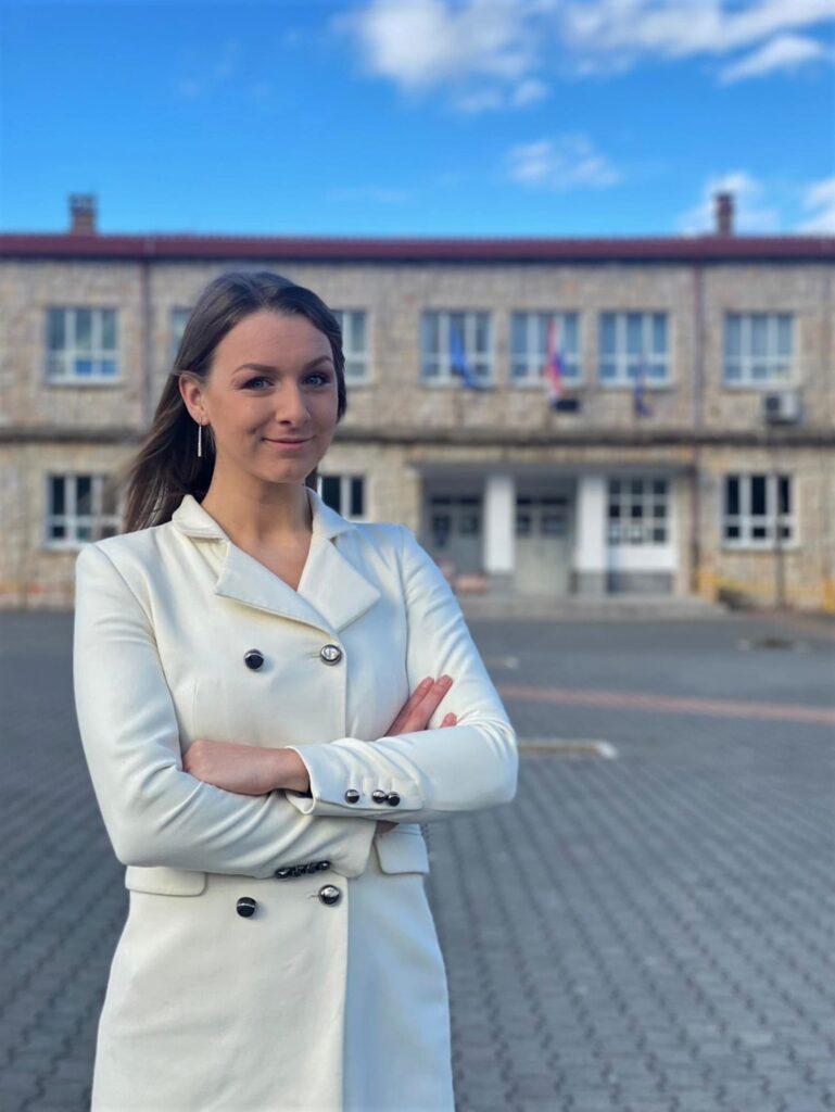 Ivana Šabić: Kandidatkinja grupe birača za načelnicu Zmijavaca