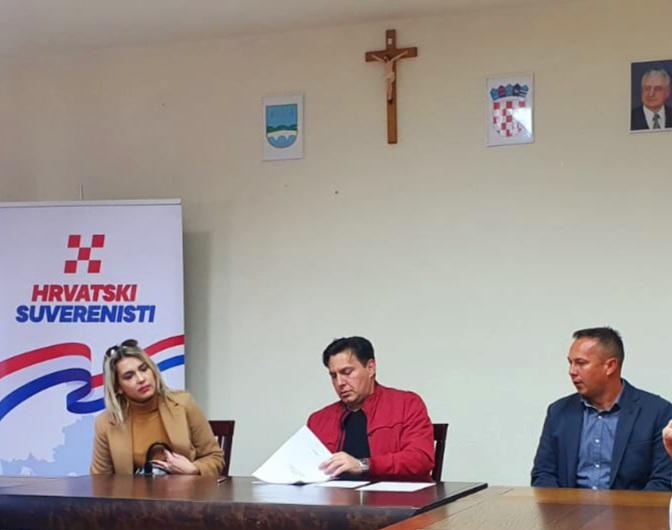 Ogranak Hrvatskih suverenista u Podbablju