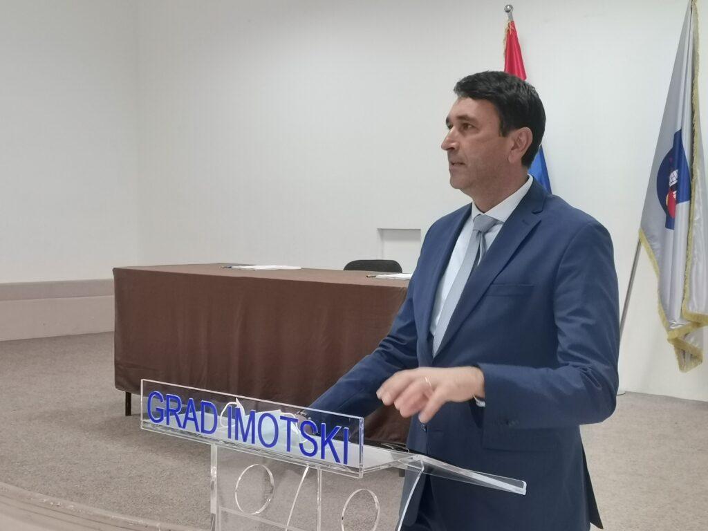 Budalić pozvao čelnike NK Imotski i NK Imotski 91 na poštivanje ugovora i dogovora